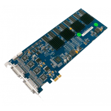 ILDVR-3008HSE — 8-ми канальная плата видеозахвата