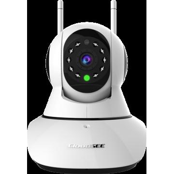 Видеокамера цветная поворотная IP WiFi  JVS-510  1MP Full HD