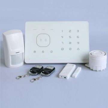 GSM  сигнализация беспроводная BSE-981 (комплект)