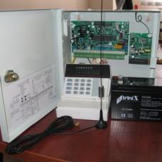 Сигнализация GSM+PSTN  беспроводная BSE-990 (комплект)
