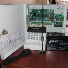 GSM+PSTN сигнализация  беспроводная BSE-990 (комплект)
